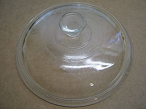 Round Glass 408 Lid