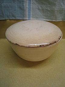 Pottery Sourdough Starter Bowl