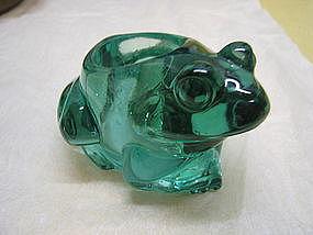 Frog Candle Holder