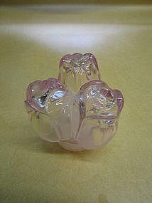 Pink Rosebuds Lid