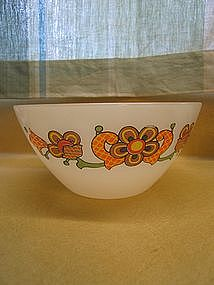 Schott Milk Glass Bowl