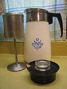 Corning Coffee Pot  Lid  UNAVAILABLE