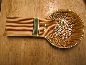 Wheat Spoon Rest