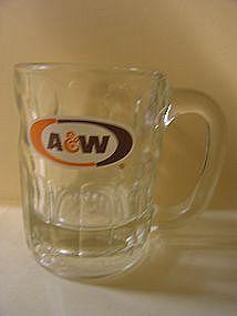 A & W Root Beer Mug