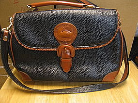 Dooney Bourke All Weather Leather Purse