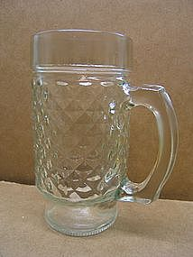 Diamond Glass with Handle