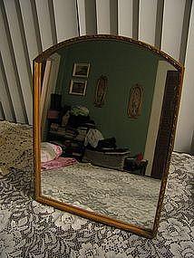 Vintage Arched Mirror