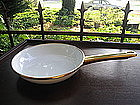 White Enamel Pan