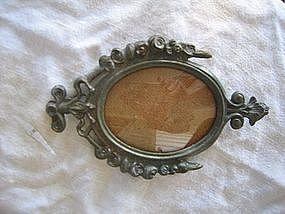 Miniature Brass Frame