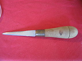 JAW Oyster Knife