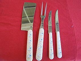 Blue Goose Knife