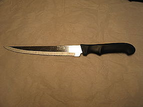 Rogers Fine Stainless Steak Knife