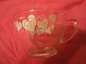 Anchor Hocking Grape Cup