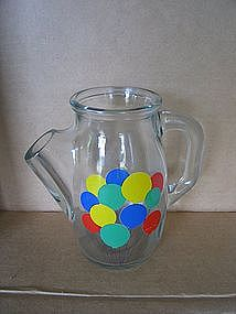 Balloon Pitcher