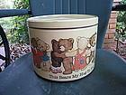 Teddy Bear Tin