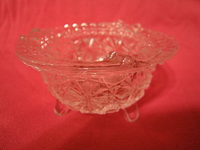 Crystal Cauldron Ashtray