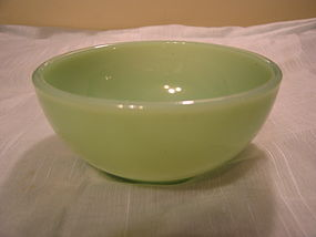 Fire King Jadite Bowl