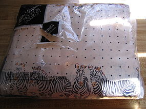Lady Pepperell Safari Sheet  SOLD