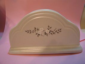 Pfaltzgraff Heirloom Napkin Holder