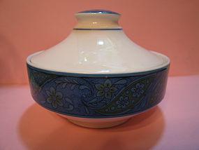 Noritake Larkspur Sugar Bowl