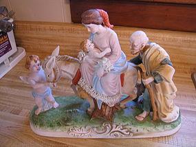 Jesus, Mary and Joseph Figurine