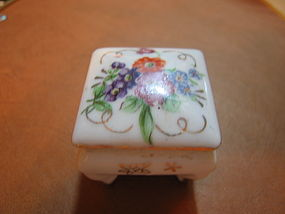 Porcelain Ring Box
