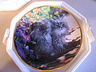 Franklin Matthews Sitting Pretty Plate