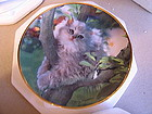 Franklin Mint Matthews Out on a Limb Plate