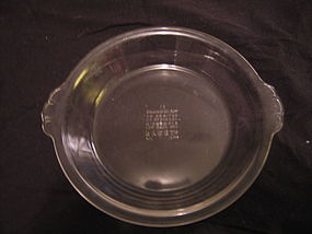 7 Inch Pyrex Pie Pan