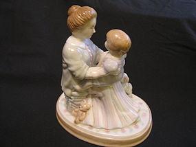 Avon Mother and Child Figurine