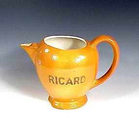 Cat Water Jug From France