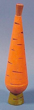German Halloween Carrot Noisemaker