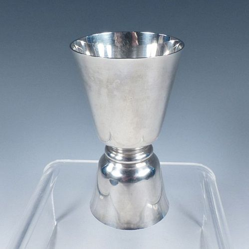 Kirk & Son Sterling Silver Barware Double Jigger