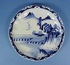 Japanese Porcelain Plate--Edo Period