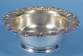 Art Nouveau Gorham Sterling Silver Bowl
