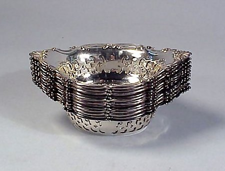 12 Gorham Sterling Silver CROMWELL Nut Dishes