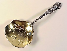 Gorham Sterling Silver IMPERIAL CHRYSANTHEMUM Bonbon