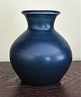 COBALT BLUE TOBO VASE BY THE TRILLERS