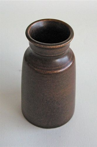 TOBO VASE BY ERICH AND INGRID TRILLER