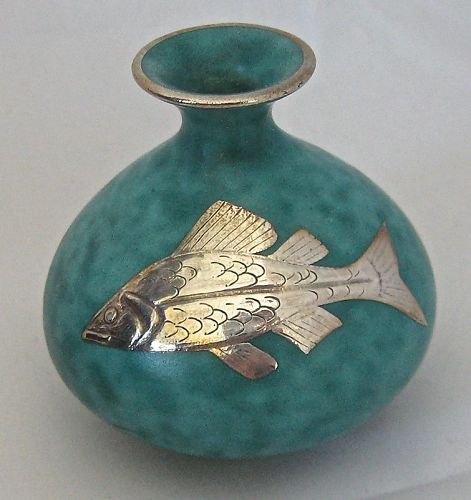 Miniature Agenta Vase