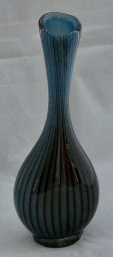 Colora Vase by Vicke Lindstrand for Kosta, Sweden