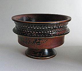 Bowl by Stig Lindberg for Gustavsberg