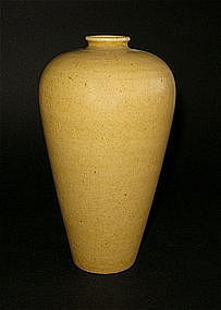 UNIQUE TOBO VASE BY INGRID AND ERICH TRILLER