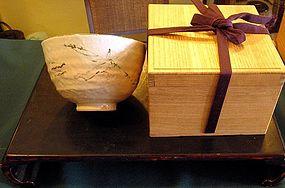 Nice Japanese Tea ceremony bowl
