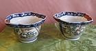 18th century pair imari bowl