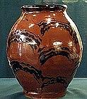 Great Japanese Mashiko vase Ichiro Kimura