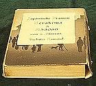 Japanese Chirimen books from Meiji