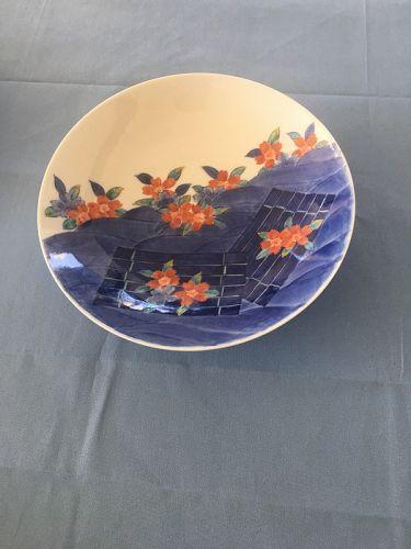 Japanese studio Nabeshima style HP plate