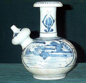 Rare Japanese Ko imari Jag 17th-18th century