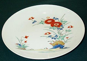 Japanese Arita Kakiemon plate